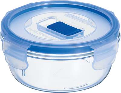 Контейнер с крышкой круглый LUMINARC PURE BOX ACTIVE 420 мл. (H7681)