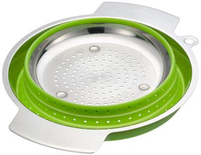 Сито зеленое Rosle 24 см. (R16126) 68936