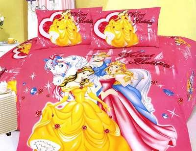 Детское постельное белье Velvet Holiday (KI-040)