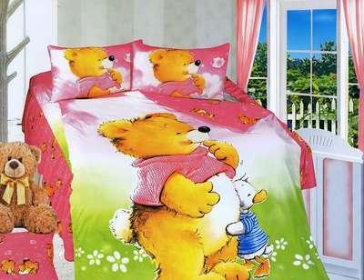 Детское постельное белье (KI-072)