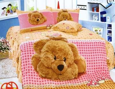 Детское постельное белье (KI-078)