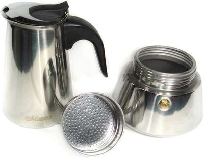 Гейзерная кофеварка Maestro 200 мл. (MR-1660-2) 69247