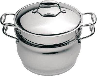 Кастрюля со вставкой для приготовления спагетти Zeno Berghoff 24 см. (1103365)