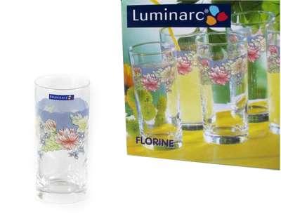 Набор стаканов высоких Luminarc Luminarc Aime Florine 270 мл. (C7003) 61098