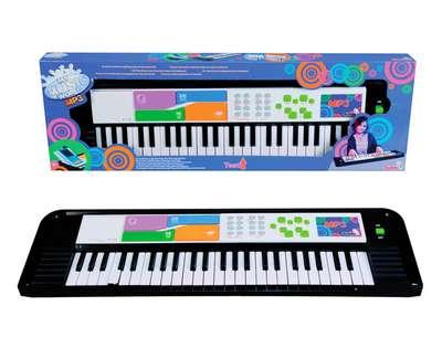 Клавишные с функцией mp3 Simba, 69х19 см., 6+ (6837079)