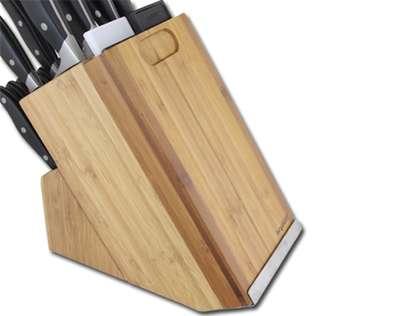 Набор ножей в колоде с разделочной доской BergHOFF 20 предметов (1320014) 60897