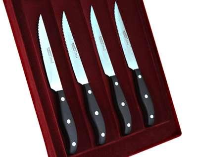 Набор ножей в колоде с разделочной доской BergHOFF 20 предметов (1320014) 60896