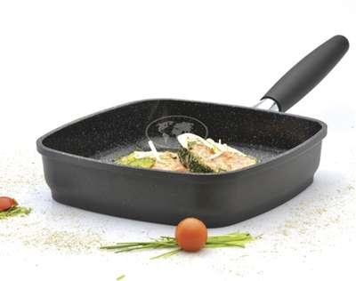 Сковорода гриль со съемной ручкой Cast Line New Berghoff 32 см., 6 л. (2306093) 60534