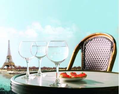 Набор бокалов  для вина Luminarc ОСЗ French Brasserie 280 Х 6 шт. (H8170/1) 70096