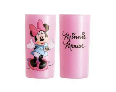 Стакан Luminarc DISNEY MINNIE COLORS sprayed 270 мл. (H6106)