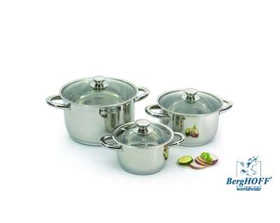 Набор посуды Berghoff Vision Prima 6 пр. (1106010)