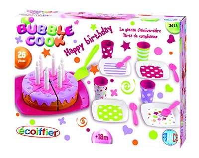 Набор посудки Ecoiffier С Днем Рождения Ecoiffier (2613) 74474