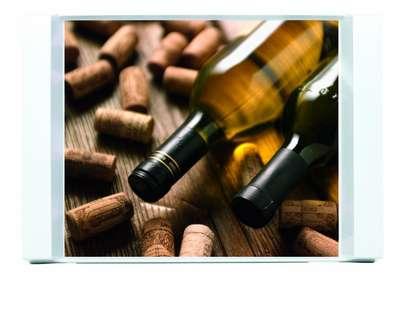 Поднос Subtraktion Wine bottles Emsa (EM509407)