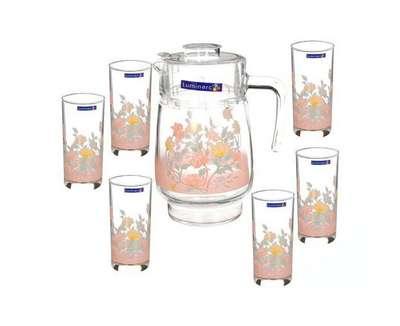 Комплект для напит Luminarc Elise 7 предметов (75221) 60091