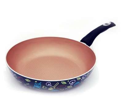Сковорода Colore Fissman 28 см. (AL-4696.28)