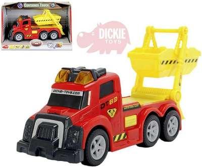 Функциональный автомобиль с контейнером Dickie Toys (3413581)