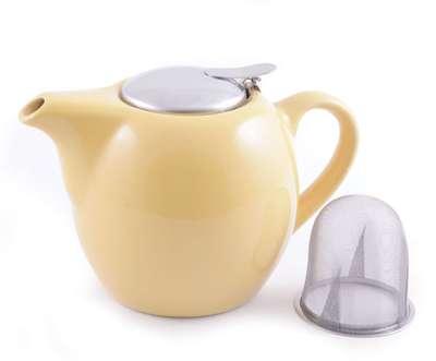 Заварочный чайник керамический Fissman 750 мл. (TP-9202.750)