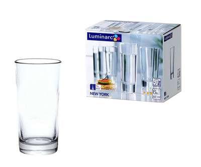 Набор рюмок Luminarc ОСЗ Нью-Йорк 50 мл. (H5018/1)