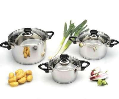 Набор посуды Vision Premium BergHOFF 6 пр. (1112459) 54903