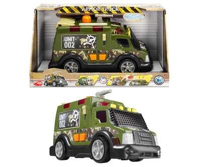 Функциональный военный автомобиль Бронированный грузовик Dickie Toys (3308364)