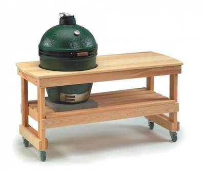 Длинный стол для гриля Big Green Egg XL (YXL4) 54511