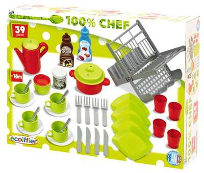 Набор посудки Ecoiffier (2619) 74486