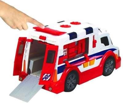 Авто Скорая помощь Dickie Toys (3308360) 74599