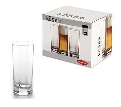 Набор стаканов Kosem Pasabahce 380 мл. (42082)