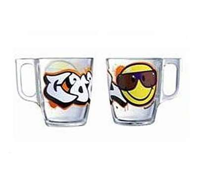 Чашка Luminarc Disney Smiley World Grafity 250 мл. (J1002)