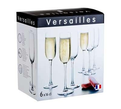 Набор бокалов Luminarc Versailles 6 х 160 мл. (G1484) 70088