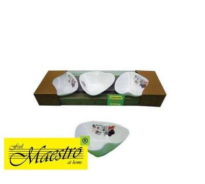 Набор из трех пиалок Maestro (MR-10025-51) 59040