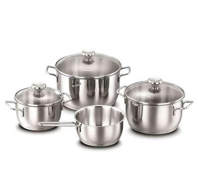 Набор посуды Aroma Korkmaz 7 пр. (A1094)