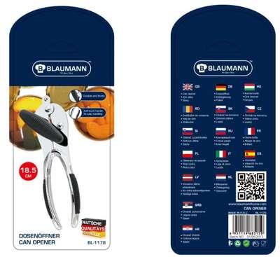 Ключ для консерв Blaumann (1178bl) 65758