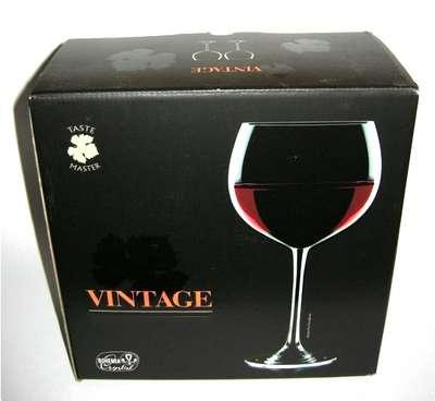 Фужеры для вина Bohemia Vintage 700 мл. (40602-700) 63043