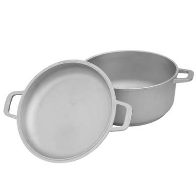 Кастрюля с крышкой-сковородой Биол 3 л. (К302) 64331