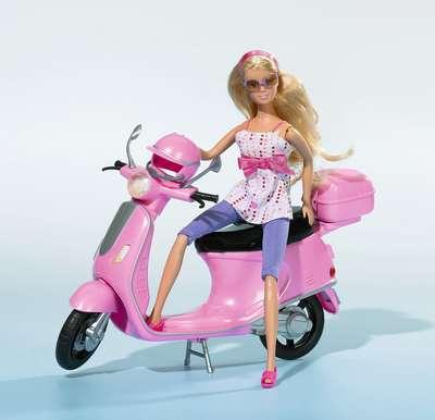 Кукольный набор Штеффи и скутер  Steffi & Evi Love (5730282) 74794