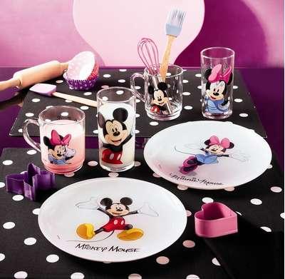 Тарелка  десертная Luminarc Disney Mickey Colors 200 мм. (G9172) 57931