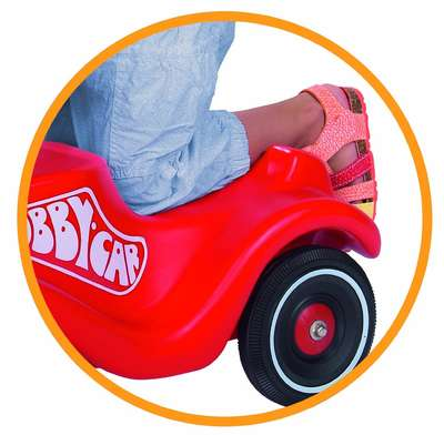 Машинка для катания Bobby-Car-Classic Big (000 1303) 74869
