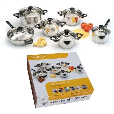 Набор посуды Vision Premium BergHOFF 12 пр. (1112466)