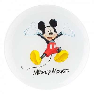 Тарелка  десертная Luminarc Disney Mickey Colors 200 мм. (G9172)