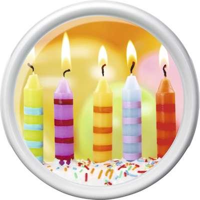 Круглый поднос Rotation Birthday candles Emsa (EM512517)