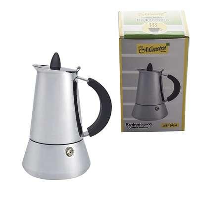 Гейзерная кофеварка Maestro 600 мл. (MR-1668-6)