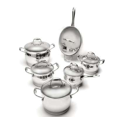 Набор посуды Zeno BergHOFF 12 пр. (1112275)