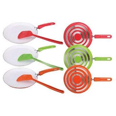 Сковорода для блинов с лопаткой Rainbow Maestro 25 см. (MR-1212-25)
