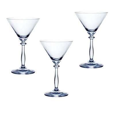 Бокалы для мартини Bohemia Angela 285 мл. (40600/285)
