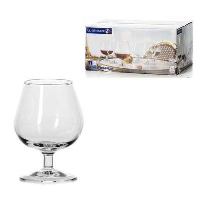 Набор бокалов для коньяка Luminarc ОСЗ French Brasserie 250 мл. (J0010/1)