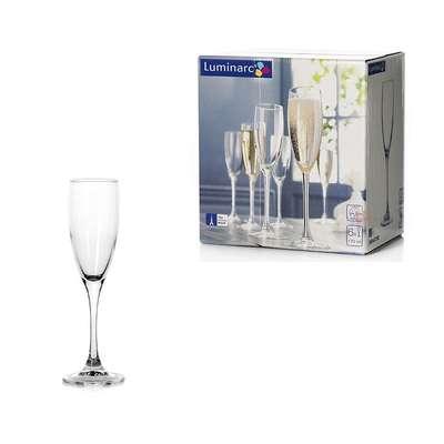 Набор бокалов  для шампанского Luminarc ОСЗ Signature 170 мл. (H8161/1)