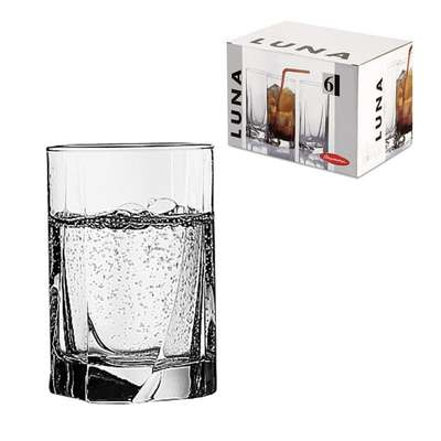 Набор стаканов Pasabahce Luna 255 мл. (42378)