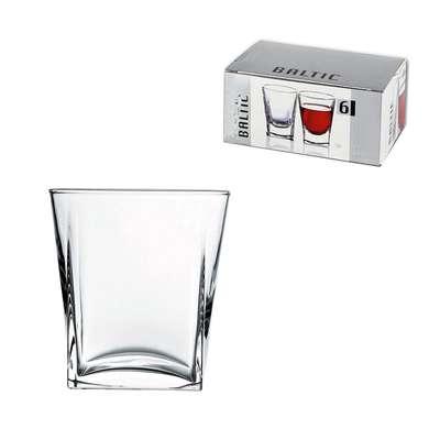 Набор низких стаканов Baltic  PASABAHCE 200 мл. (41280)