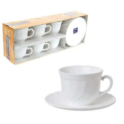 Сервиз кофейный Luminarc Trianon 90 мл. (E9560)